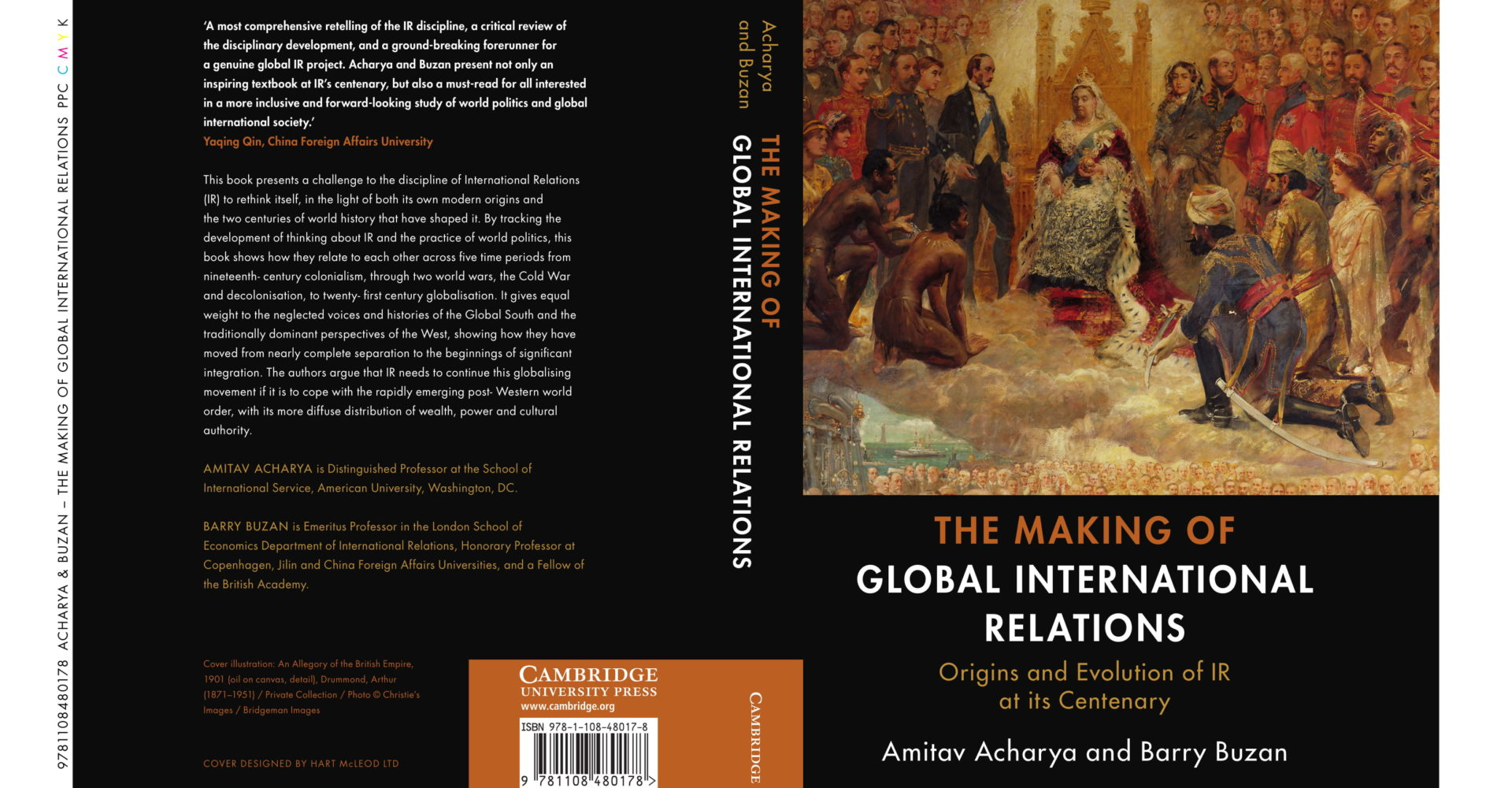 The Making of Global International Relations – CFPSS