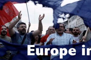 European Union's sturctural challenges: the way forward.
